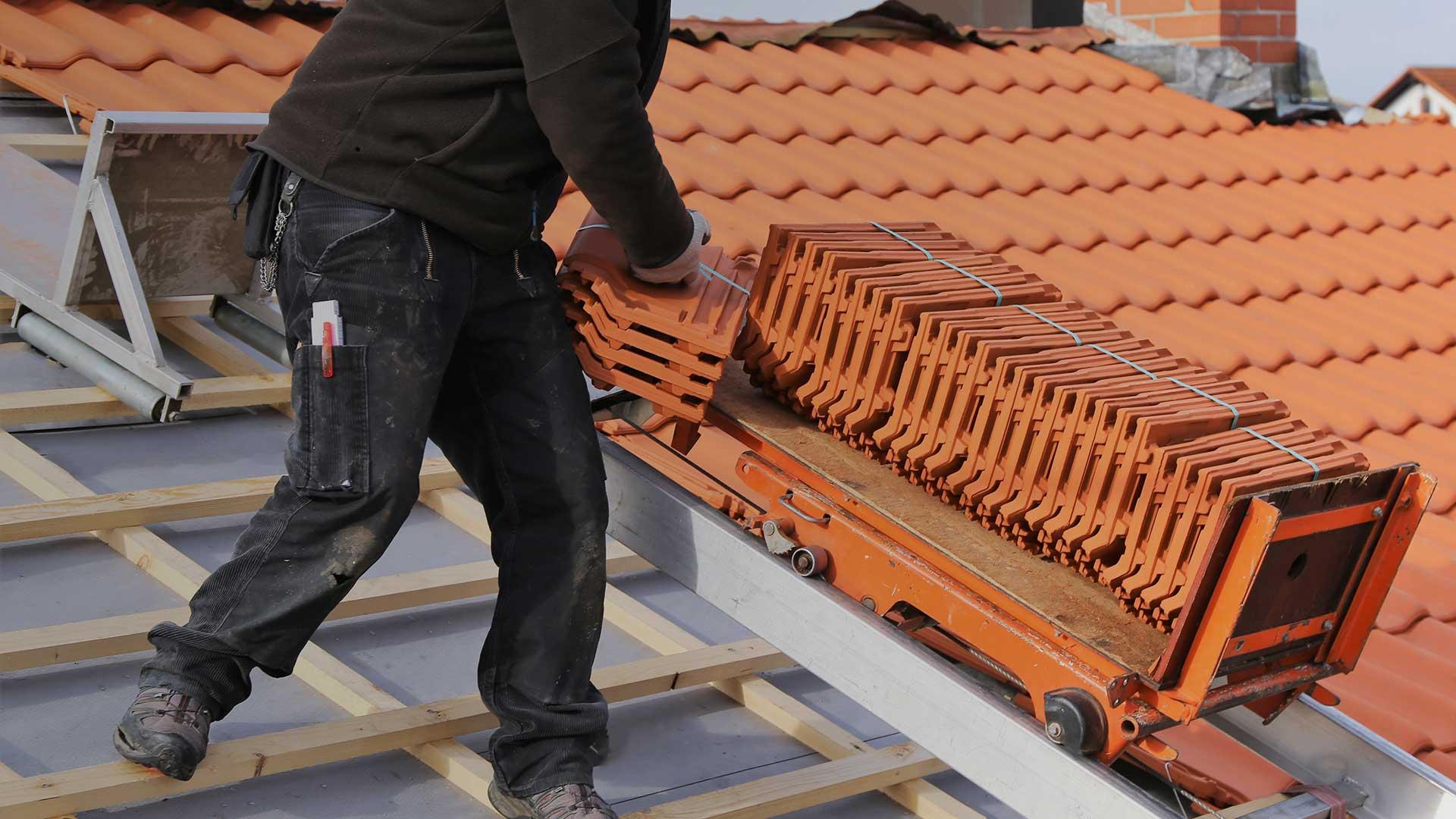 Reparation toiture sanary