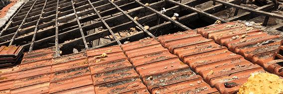 Réparation tous types de toitures sanary