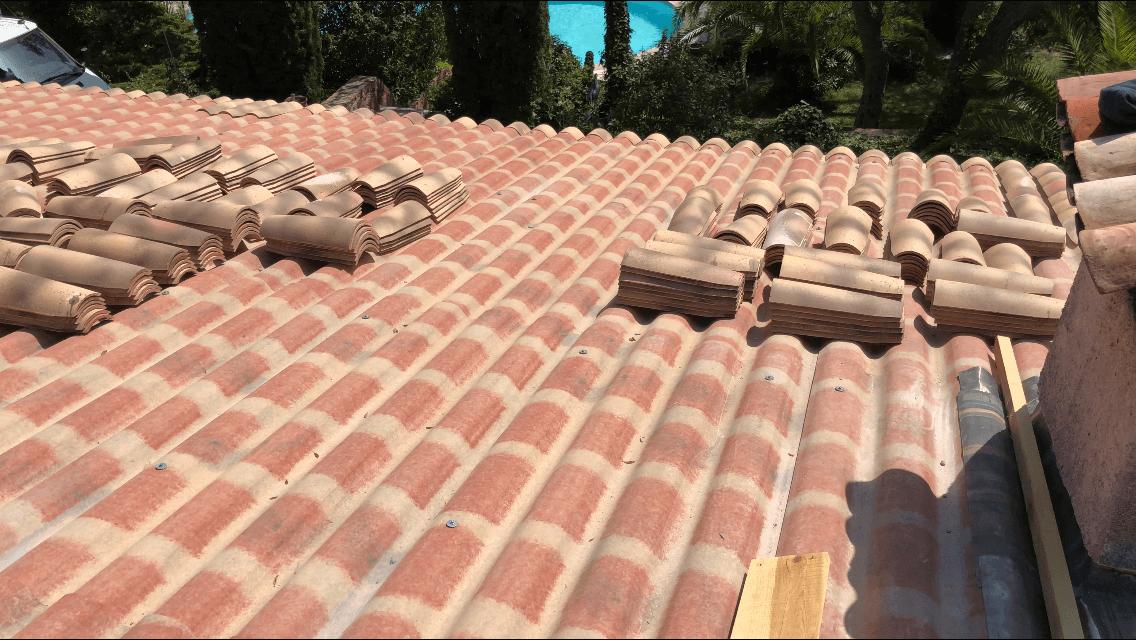 Reparation toiture var 83