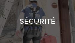Sécurité Matthieu Couvreur Charpentier