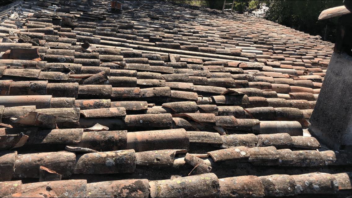 reparation toiture dans le var
